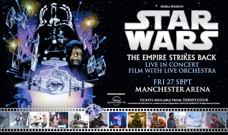 Buy tickets for Empire Strikes Back