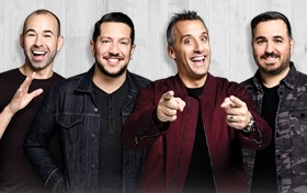 "Impractical Jokers ""The Cranjis McBasketball World Comedy Tour"" Starring The Tenderloins"