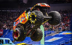 Hot Wheels Monster Truck Live