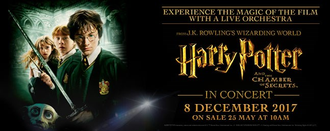 Harry potter and the chamber of secrets manchester arena - Regarder harry potter chambre secrets streaming ...
