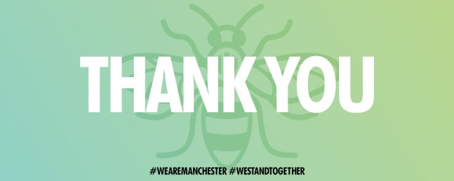We Are Manchester - Picture 1