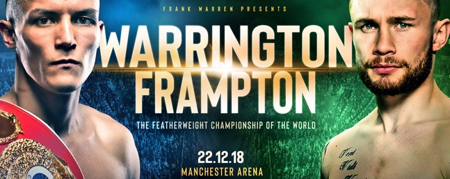 Warrington vs Frampton - Picture 1