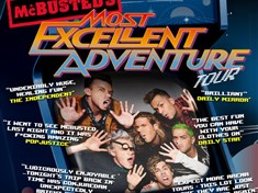 McBusted's Manchester Arena Memories