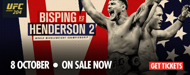UFC 204: Bisping vs Henderson - Picture 1