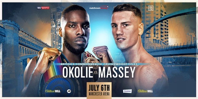 World Championship Boxing: Okolie vs Massey - Picture 1
