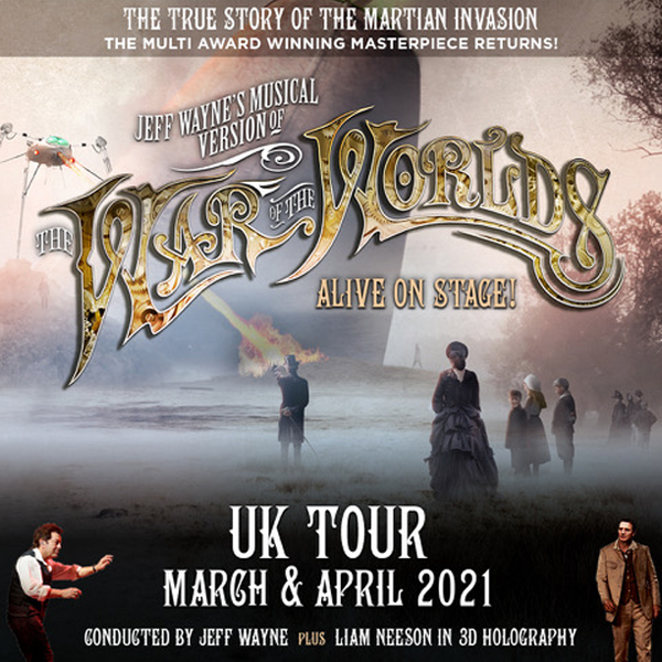 Jeff Wayne's Musical Version of The War of The Worlds - Picture 1