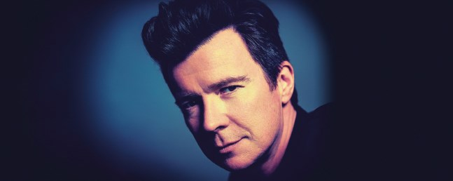 RICK ASTLEY - Picture 1