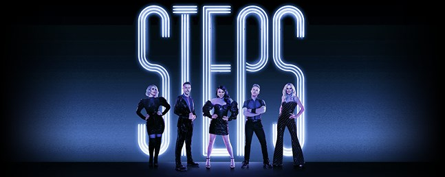 STEPS - What The Future Holds Tour - Picture 1