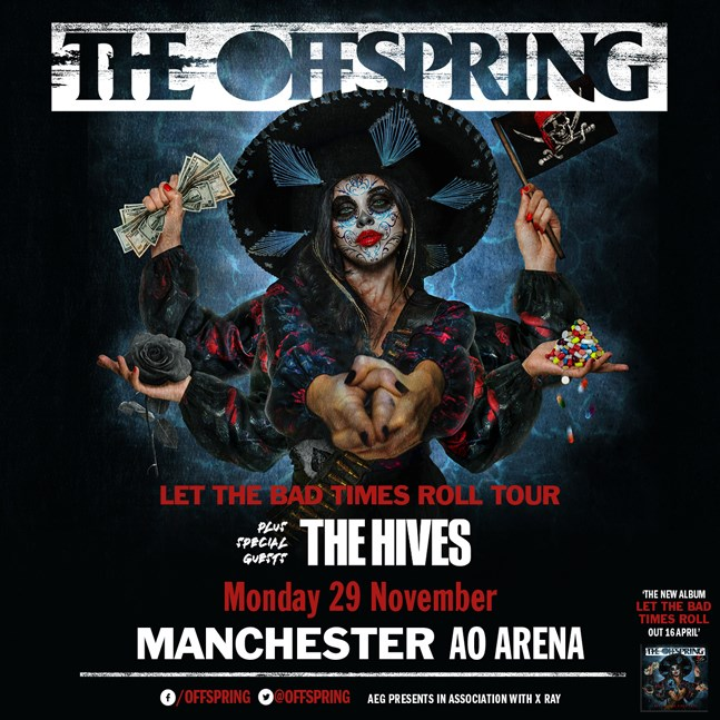 THE OFFSPRING - Picture 1