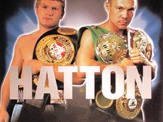 """Hatton vs. Tszyu poster"" by Source. Licensed under Fair use via Wikipedia - Picture 1"