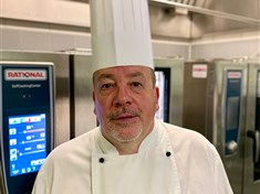 Manchester Arena Head Chef is Finalist