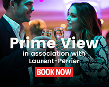 Laurent Perrier VIP Package - Get Tickets